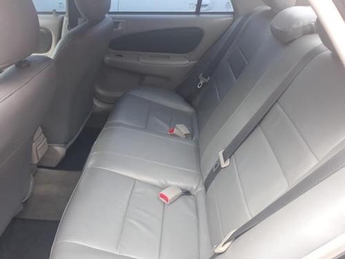 toyota corolla  sedan xei 1.8 16v (aut) gasolina automático