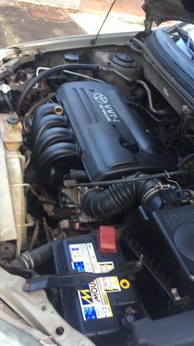 toyota corolla seg 1.8vvt automático 2005 com motor novo