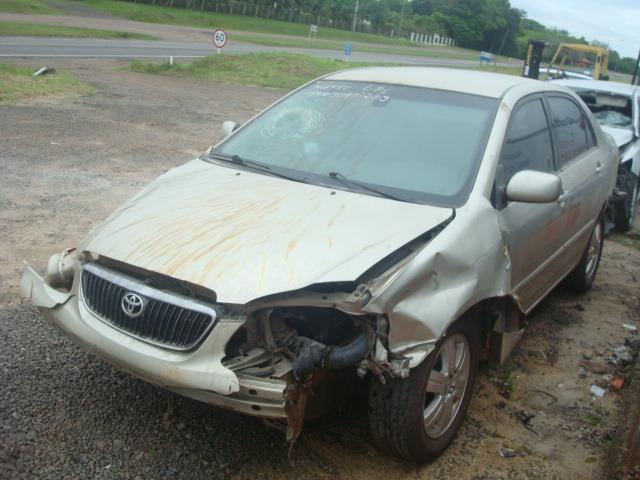 Toyota Corolla Seg 2006 Para Retirada De Peças