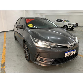 Toyota Corolla Seg Cvt (linea 2018) Sin Detalles, Nuevo