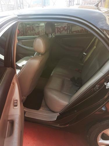 toyota - corolla xei 1.8 automático - 2003 - aceito troca
