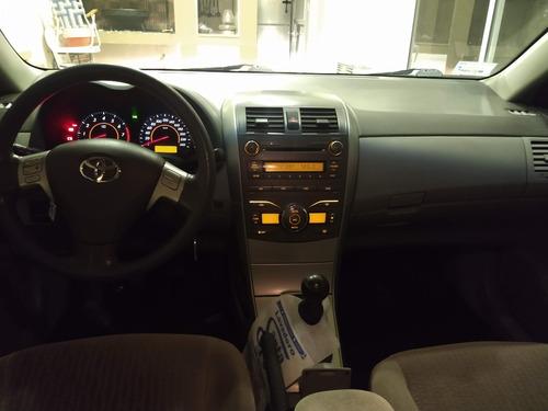 toyota corolla xei 1.8 modelo 2010 - escucho ofertas