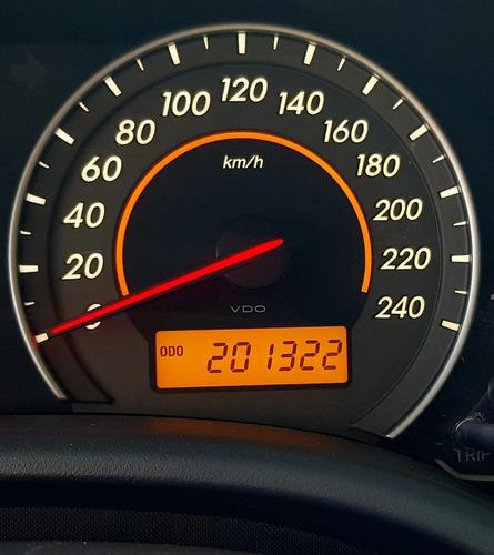 toyota corolla xei 1.8l `11 - 201.000km - muy buen estado!