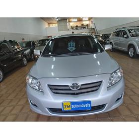 Toyota Corolla Xei 2.0 Aut 10 11 Lm Automoveislm