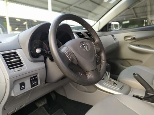 toyota corolla xei 2.0 flex 16v aut. 2011