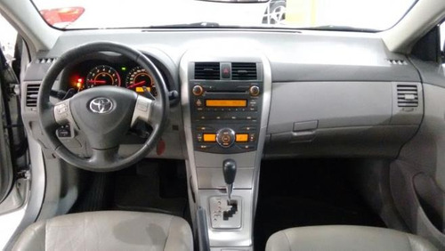 toyota corolla xei 2.0 flex aut  2011