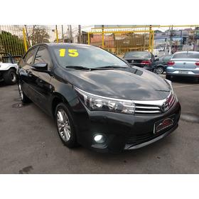 Toyota Corolla Xei 2.0 Flex Automático 2015