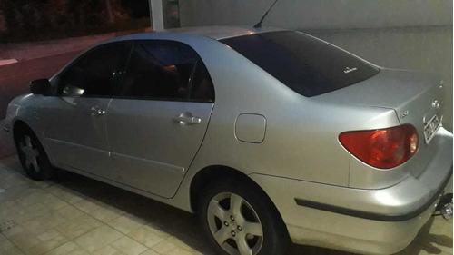 toyota corolla xei 2005 aut