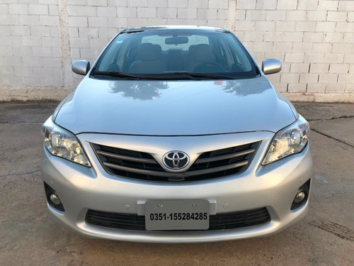 toyota corolla xei at 2012 1.8 *financio* recibo menor*