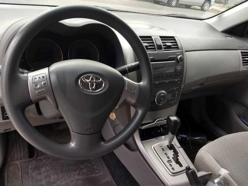 toyota corolla xei aut 2010 permuto  borsotto