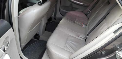 toyota corolla xei aut 2012