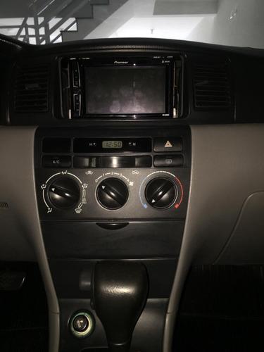 toyota corolla xei automatico - 2003