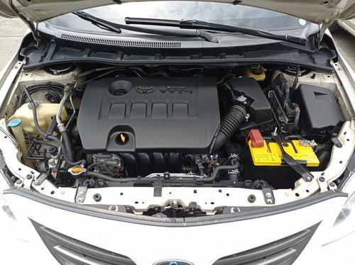 toyota corolla xei automático 2012