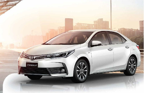 toyota corolla xei pack 1.8 mt - my 2018
