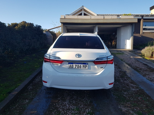 toyota corolla xei pack at 2017 linea 2017