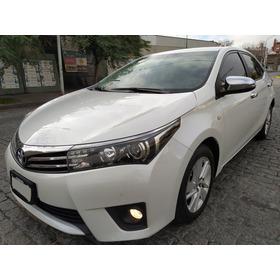 Toyota Corolla Xei Pack, Caja Automatica, Año 2015!  Nuevo!