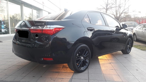 toyota corolla xei pack cvt 2017 33.000kms impecable cuero