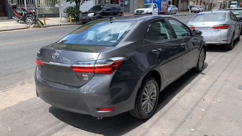 toyota corolla xei pack m/t 2019 automotores gps
