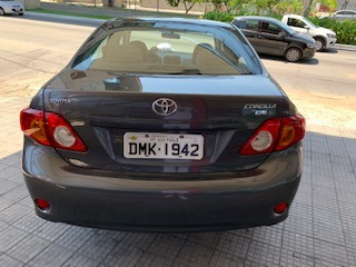 toyota corolla xli 1.6 automático 2008/2009 gasolina