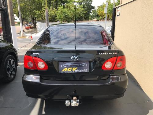 toyota corolla xli 1.6 gasolina 2005