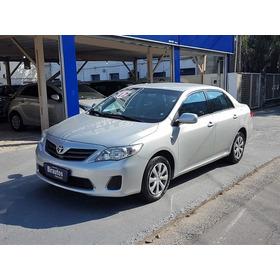 Toyota Corolla Xli 1.8 16v Flex, Baixa Km !!!!, Evi4043