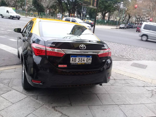 toyota corolla xli 1.8 entrega inmediata financia bco ciudad