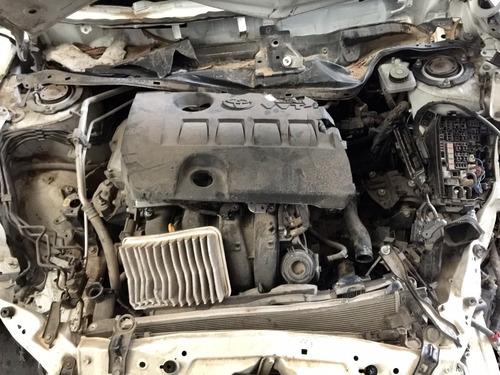 toyota corolla xli 1.8 mt 2016 baja c/ alta de motor