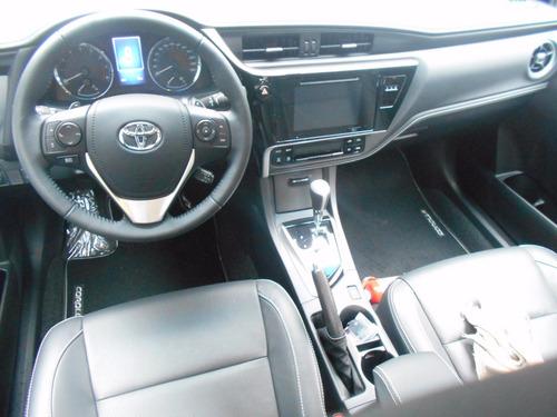 toyota corolla xli 4 puertas sedan blanco  financiado 100%