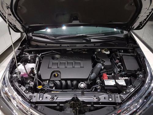 toyota corolla xli caja manual 6 motor 1.8 nafta 0km