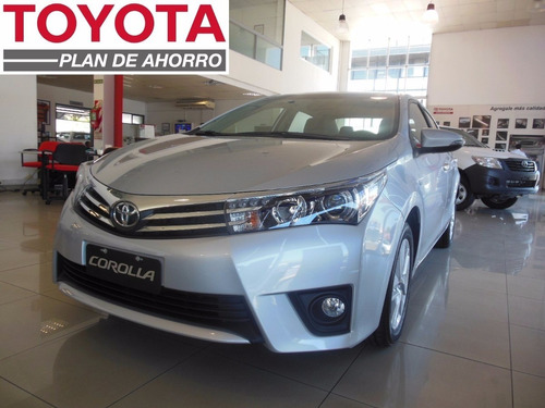 toyota corolla xli - xei 100% financiado sin interes
