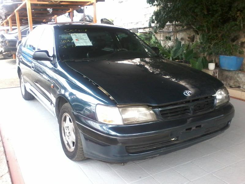 toyota corona 93/94/95/96/97 - sucata só peças