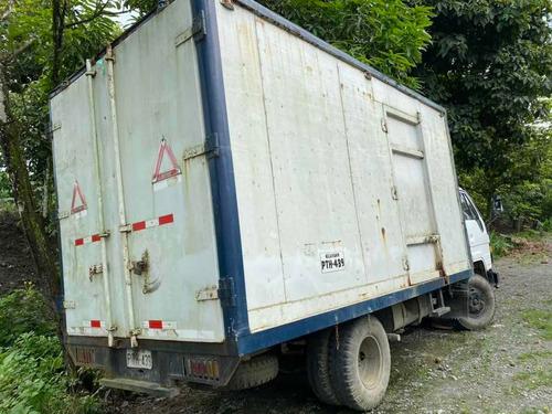 toyota dina furgón del 92 3,5 ton diésel