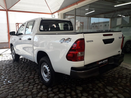 toyota dx pack 2.4  4x4   2018