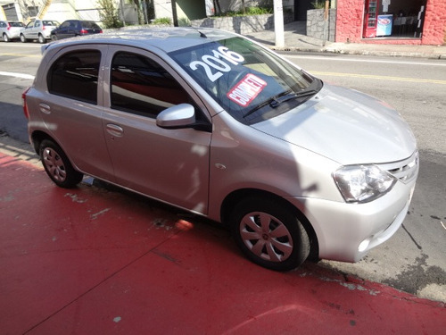 toyota etios 1.3 x 16v flex 4p manual 2016