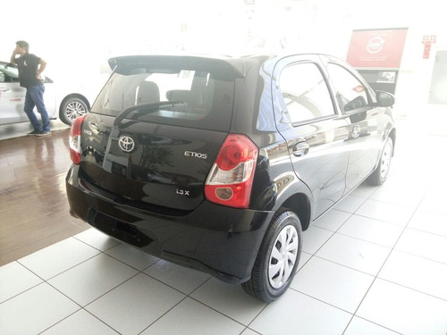 toyota etios 1.3 x 16v flex 4p manual 2017/2018