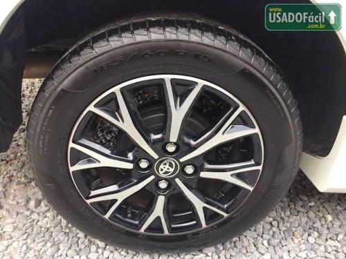 toyota etios 1.5 16v platinum aut. 5p