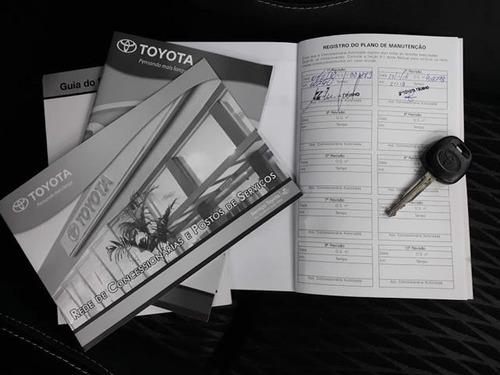 toyota etios 1.5 16v ready! aut. - 2018 único dono