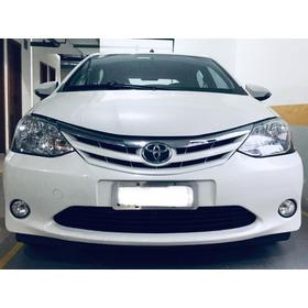 Toyota Etios 1.5 16v Xls 4p 2016