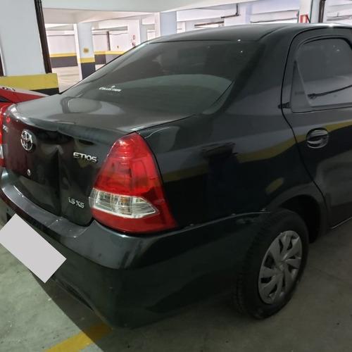 toyota etios 1.5 16v xs aut. 4p