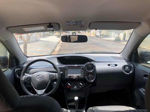 toyota etios 1.5 16v xs aut. 5p 2018