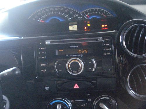 toyota etios 1.5 2013 sedan 4 pts xls 65000km full-full