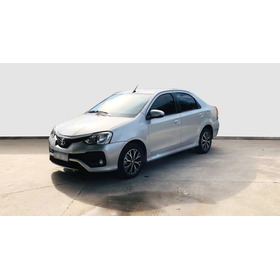 Toyota Etios 1.5 4p Platinum 4 At 2018