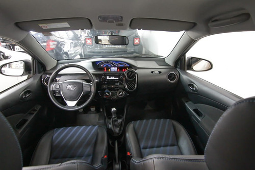 toyota etios 1.5 hb xs 16v flex 4p manual 2016