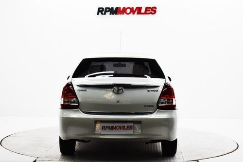 toyota etios 1.5 platinum 4 p 2016 rpm moviles showroom