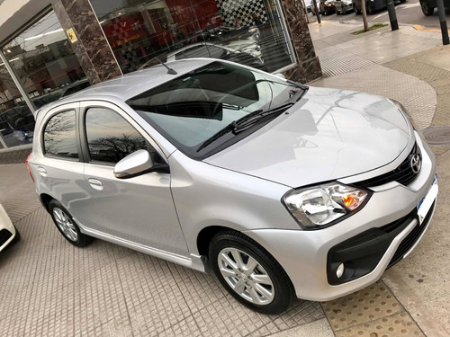 toyota etios 1.5 platinum manual 2017