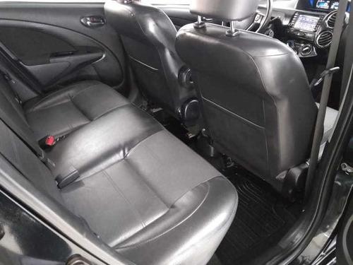toyota etios 1.5 platinum sedan 16v flex 4p aut