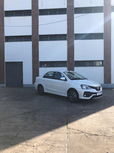 toyota etios 1.5 sedan 4 puertas xls at 2018 0km!