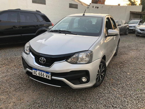 toyota etios 1.5 sedan platinum at vea el video