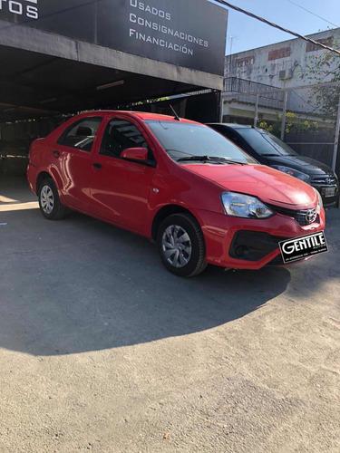 toyota etios 1.5 sedan x l18 2018