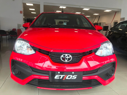 toyota etios 1.5 sedan x mt